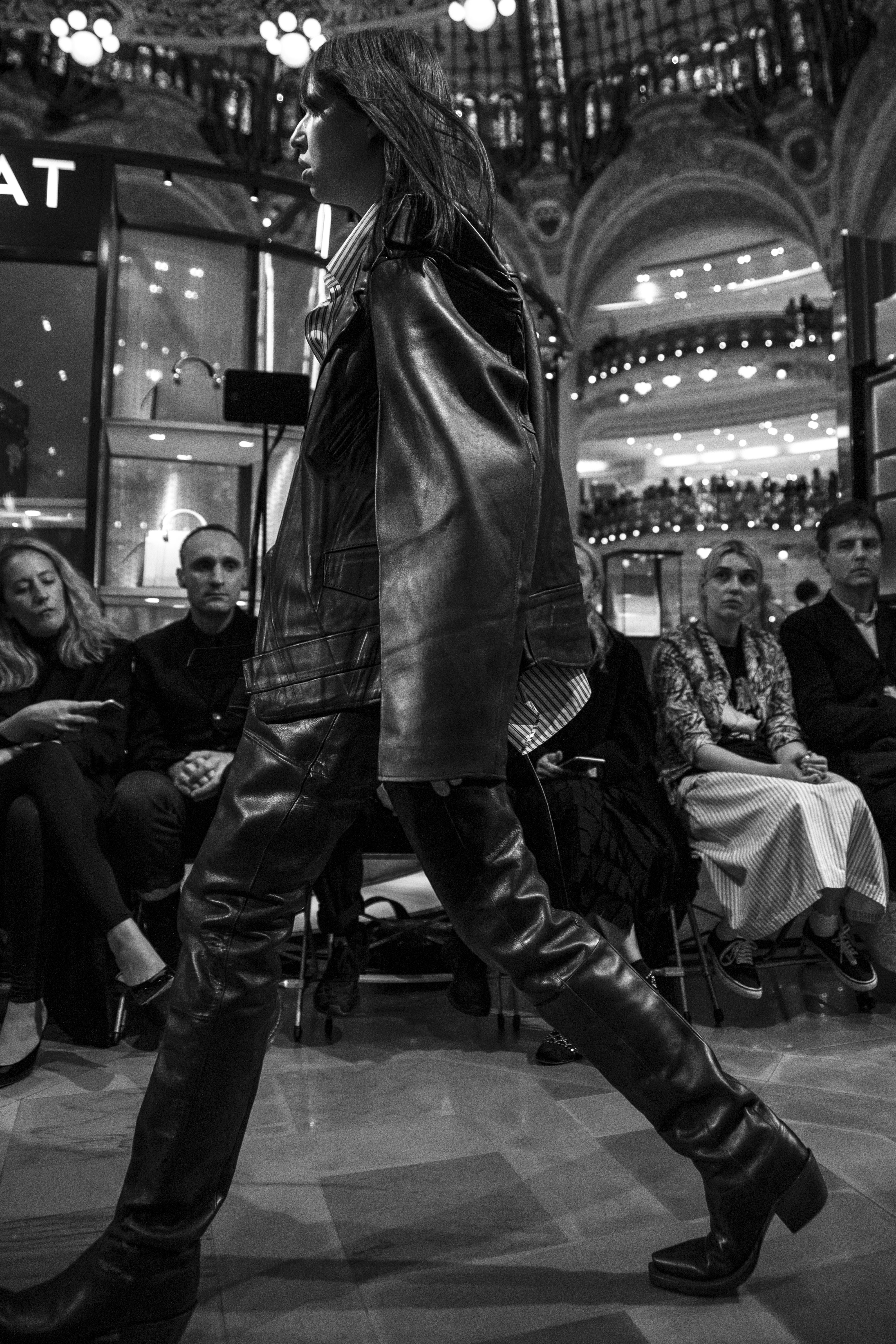 Vetements' Couture lesson: the fall 2016 runway